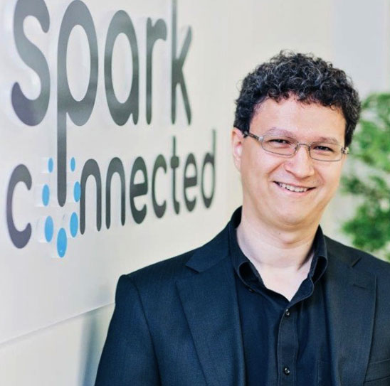 Emanuel Stingu Spark Connected, CTO
