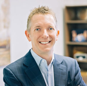 Ken Moore, Spark Connected CEO