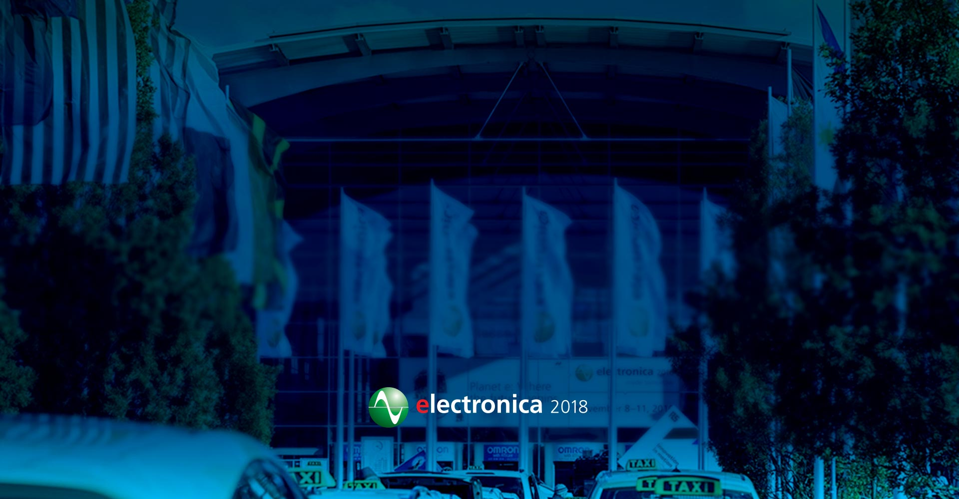 Spark Connected at Electronica 2018
