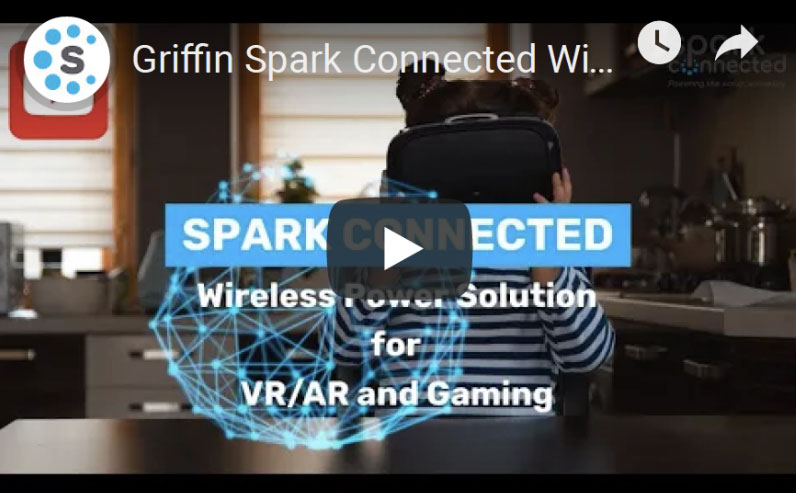 Press Release - The Griffin wireless power solution by Spark Connected