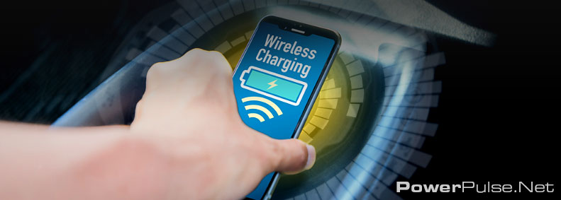 The Beast - in-cabin wireless charging solution featured in PowerPulse.net