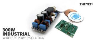 The Yeti - 300W Industrial Wireless Power
