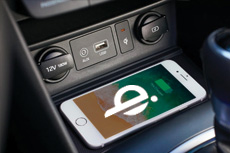 The Beast - Qi 1.2.4 wireless in-cabin charging by Spark Connected