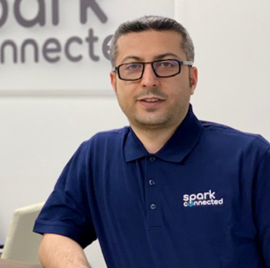 Malek Ramezani - WPC Co-Chair and Senior Power Electronics Systems Engineer at Spark Connected