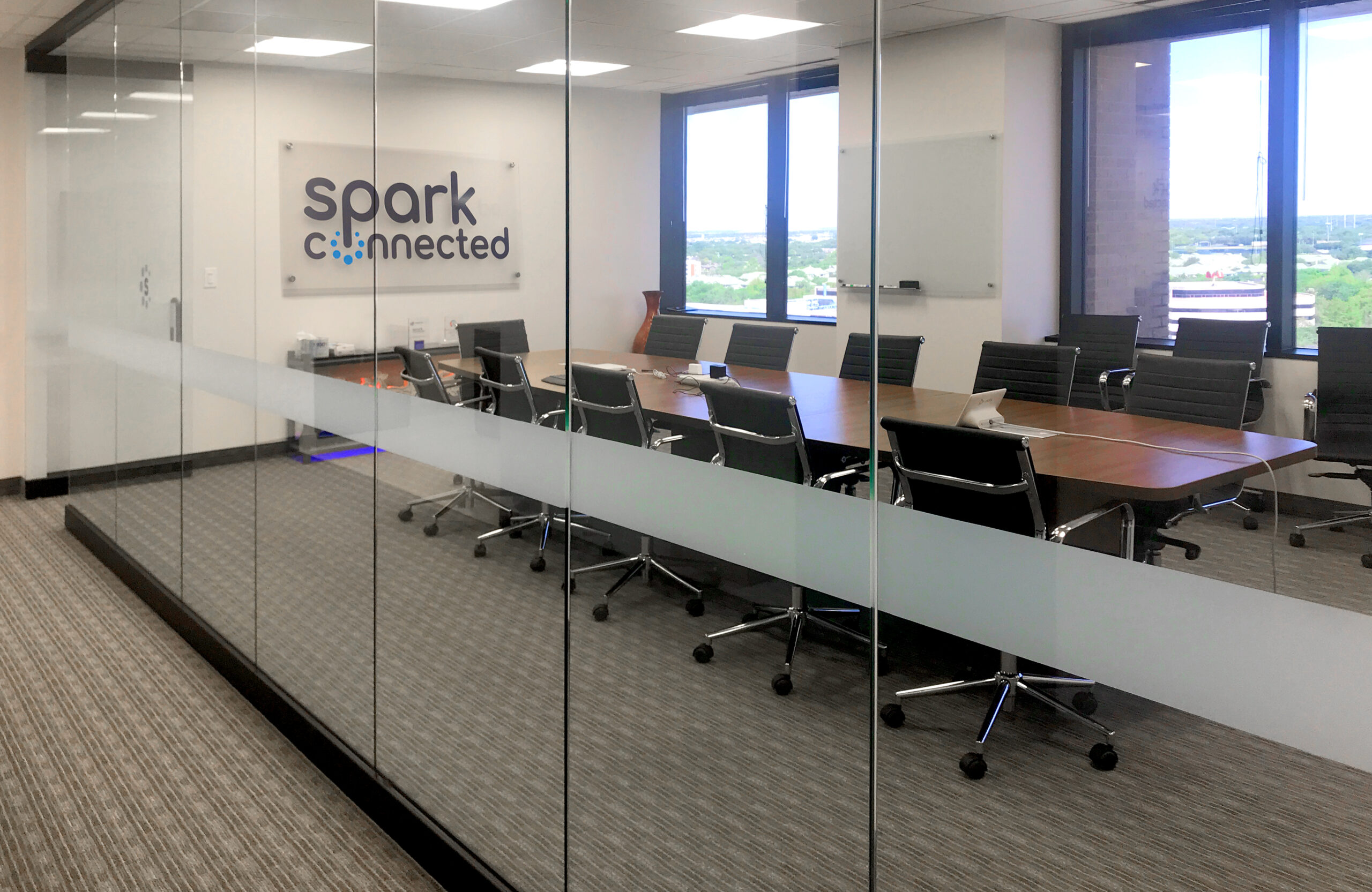 Spark Connected Headquarters Conference Room